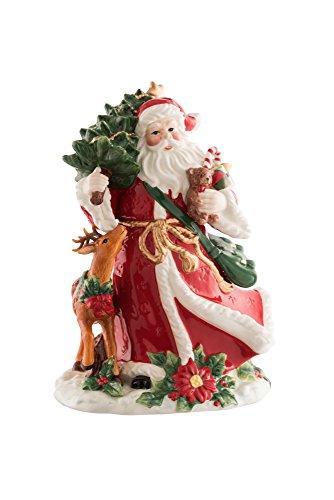 Aynsley Santa & Reindeer Large