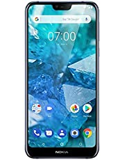 Nokia 7.1 5.8-Inch Android One UK SIM-Free Smartphone
