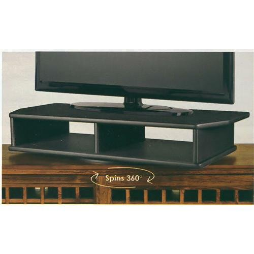TV/DVD Swivel Stand - Wide (Swivel Top Media Stand)