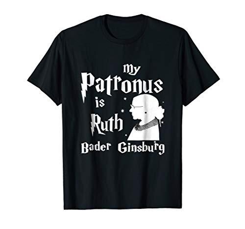 My Patronus is Ruth Bader Ginsburg Tee - RBG T-Shirt