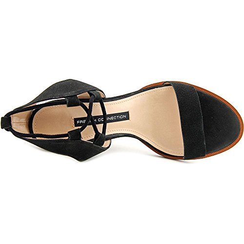 French Connection Jalena, Sandali donna nero Black/black