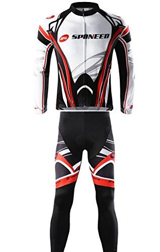 Long Sleeved Bike Jersey - 7