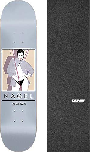 提案有益工業用DarkstarスケートボードRyan Decenzo Nagelスケートボードデッキresin-7 – 8.25