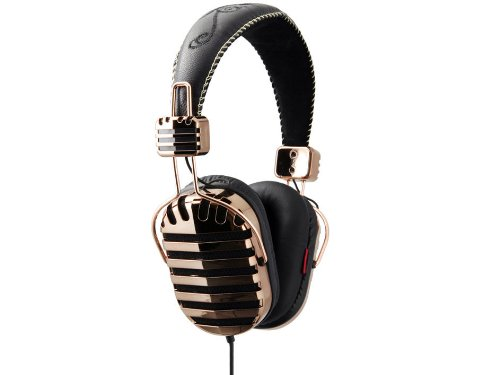 I MEGO Headphones Throne Leather Headband