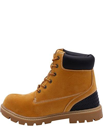 Goodyear Maverik Mens Work Boots - Steel Toe, Slip & Oil Resistant Boot