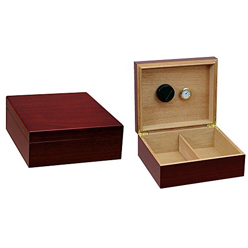 Prestige Import Group Chalet Cherry Cigar - Cigar Humidor Cedar