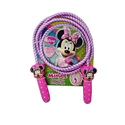 Corde À Sauter Disney Minnie Mouse 213cm