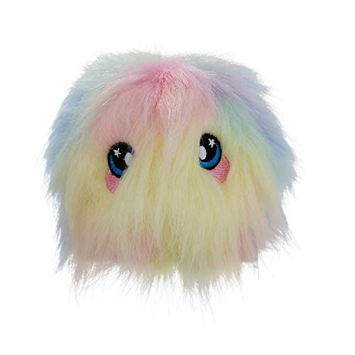 SQUEEZAMALS SQS00806 Fifi Furball - 3.5 Super-Squishy Foam Stuffed Animal! Squishy, Squeezable, Cute, Soft, Adorable!, Toy