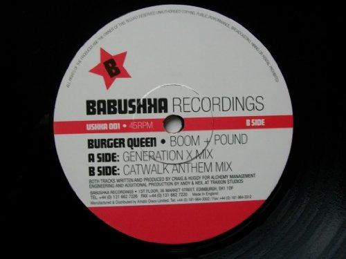 Burger Queen Boom   Pound 12