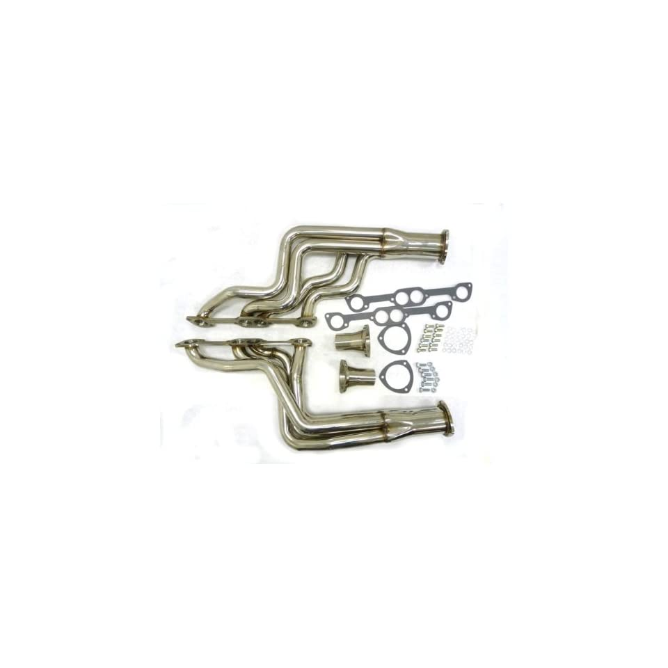 OBX Exhaust Header Stainless Steel 64 72 PONTIAC GTO 326 455 V8