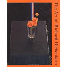 By Jane Livingston The Art of Richard Diebenkorn (First Edition) [Paperback]