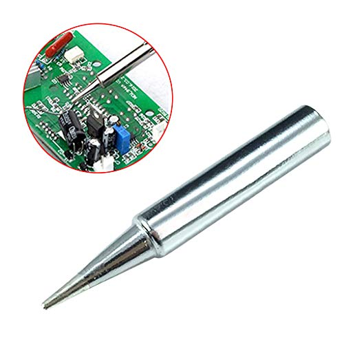 Sunnyys Screwdriver Iron Tip Solder Iron Head Conical Replace Welding Pencil Soldering A