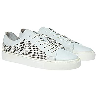 Jack & Jones Printed, Men's Fashion Sneakers, White, 40 EU