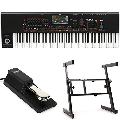 Korg Pa4X-76 Essential Bundle