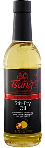 House of Tsang Stir-Fry Oil 10 Oz (Pack of 2) (Best Oil To Fry With)