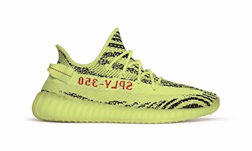 全体に強風記念品adidas YEEZY BOOST 350 V2   Semi Frozen Yellow  (アディダス イージーブースト 350 V2   セミフローズンイエロー  ) #B37572