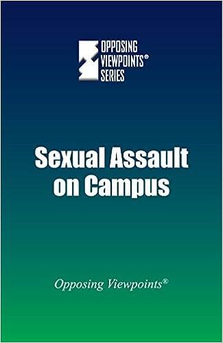 Sexual Assault On Campus Descargar PDF Ahora «Sexual Assault On Campus» Sexual Assault On Campus PDF Descargar Gratis
