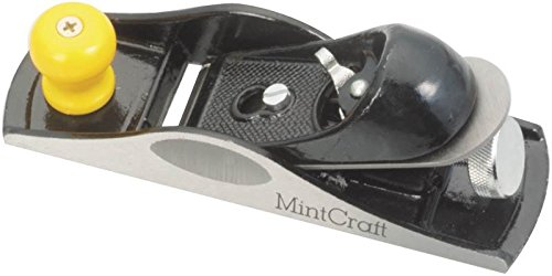 MINTCRAFT JLO-064 1 1 1 Block Plane, 7X1-5/8-Inch by Mintcraft
