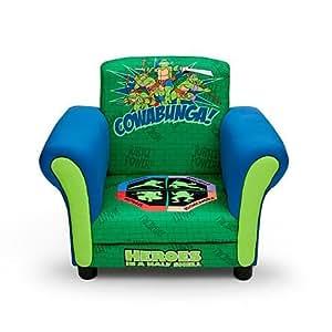 Amazon.com: Kids, los niños, Toddlers tapizado tela silla ...