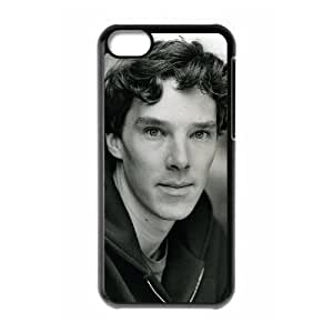 LJF phone case C-EUR Print Benedict Cumberbatch Pattern Hard Case for iphone 6 4.7 inch