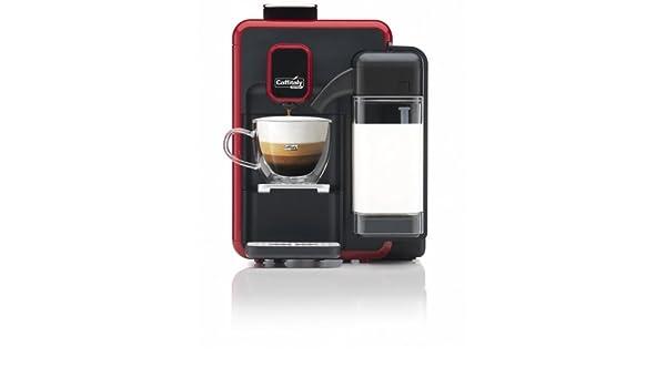 Caffè Chicco D oro Cápsula eléctrica Bianca S22 Rojo/Negro ...