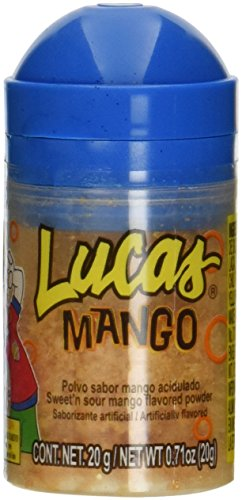 Baby Lucas Mango Candy Dispenser - 10 Ct. Case