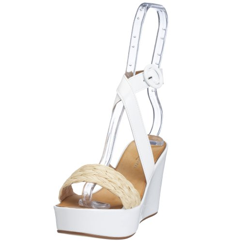 Nannini Women's Fashion Sandals White White k9IV8a