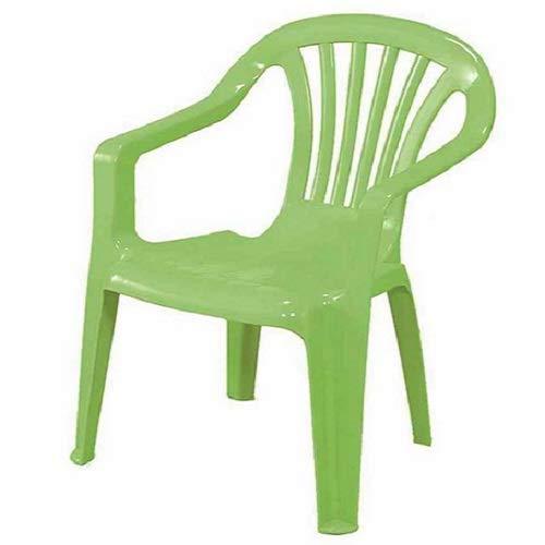Amazonde Progarden Stuhl Kindermonoblock Sedia Baby Grün
