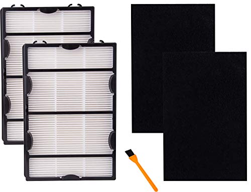 - Hongfa Replace Holmes HAPF600 Filters B and Carbon Filters,True Hepa Air Filter Compatible Holmes HAPF600, HAPF600D-U2