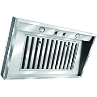Vent-A-Hood M Series Wall Mount Insert Liner, M34PSLD SS/34-3/8, Stainless Steel