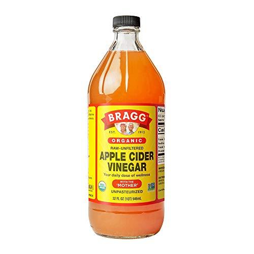 Bragg Organic Raw Unfiltered Apple Cider Vinegar – 946 ml