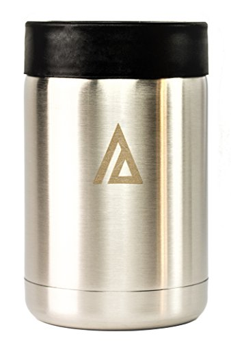 Aspen Stainless Steel Cooler Coozie Holder for 12 oz Glass B