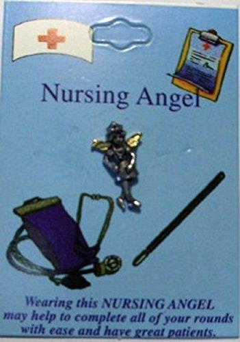 Nursing Angel Pin ()