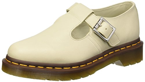 Low Donna Virginia Core Polley Scarpe top Dr Bianco ivory Martens XRZFww
