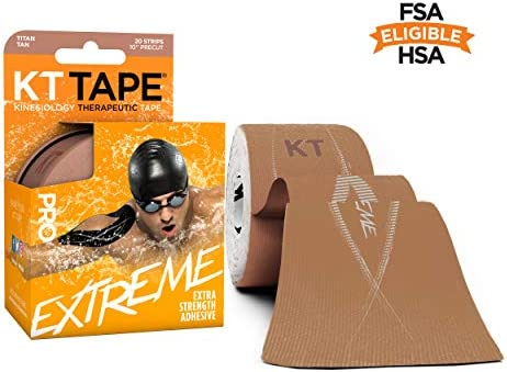 KT Tape Extreme Therapeutic Kinesiology