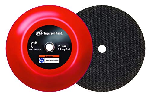 Ingersoll Rand Polisher - Ingersoll Rand 03H-PAD-HL Sanding and Polishing Pads Mini Polisher Accessories 3