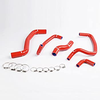 Silicone Radiator Hose For TOYOTA COROLLA LEVIN AE111/AE101G 4A-GE 1995-2000
