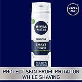 NIVEA Men Sensitive Shaving Foam - Soothes