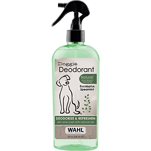 Wahl Dog/Pet Deodorant Spray Eucalyptus and Spearmint #820011T
