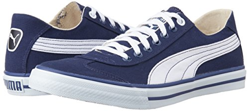 Puma Men s 917 Lo DP Peacoat-White Canvas Shoes - 7 UK India (40.5 EU)  Buy  Online at Low Prices in India - Amazon.in 2738b96f3a9f