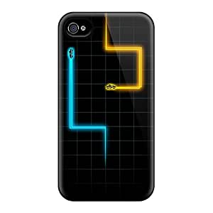 For Iphone 6plus Premium Tpu Cases Covers Tron Retro Light Cycles Protective Cases Black Friday