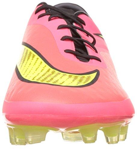 Nike Mens Hypervenom Phatal Fg Fotboll Cleat Ljusa Crimson / Hyper Stans / Mtlc Guldmynt / Volt