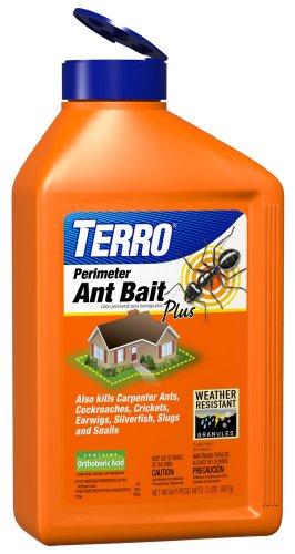 Terro 2600 Fba 2 Lb Perimeter Ant Bait Plus T2600 1 Pack