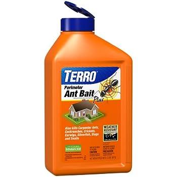 TERRO 2 lb. Perimeter Ant Bait Plus  T2600