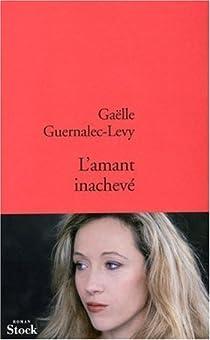 Book's Cover ofL'amant inachevé