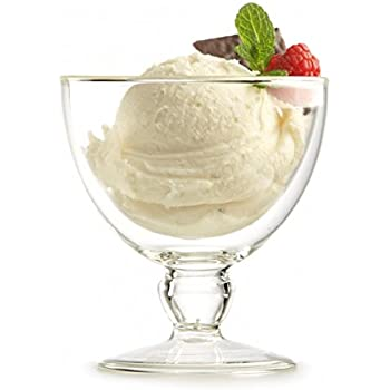 Amazon Com Brilliant Double Wall Ice Cream Cocktail