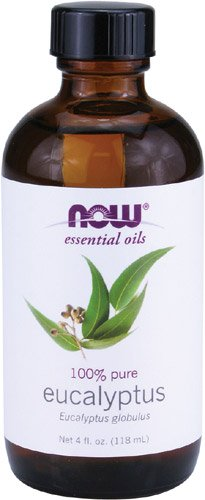 NOW Foods Eucalyptus Oil, 4 oz