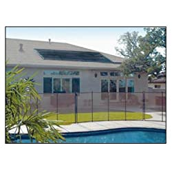 Sun2Solar Roof Mounted Heating Solar Panel System for Above Ground & Inground Swimming Pools | Hardware Included | 4-Foot-by-20-Foot