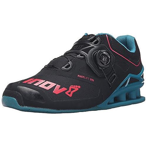INOV-8 Fast Lif370 BOA Chaussures d 'entraînement pour Femme, Noir, 40