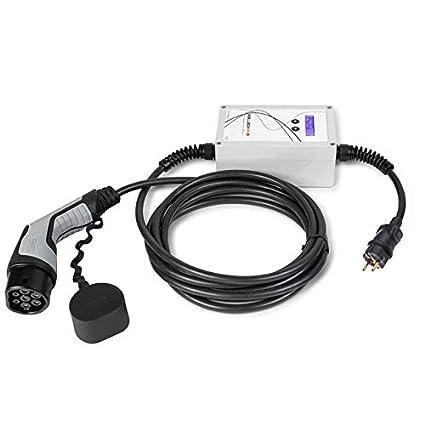 WallboxOk EV Portable Cargador portátil Coches eléctricos ...